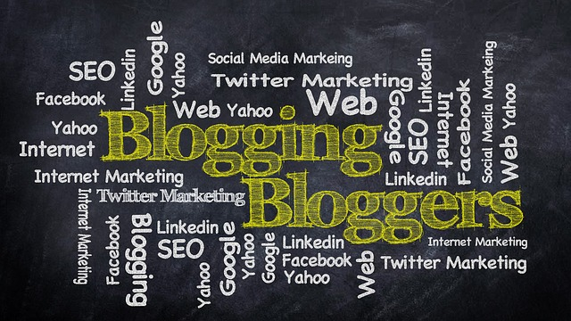 marketing por e-mail, tráfego de blog