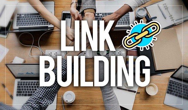 construção de backlinks