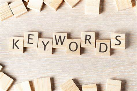 It is important to know your keywords when building your SERP.